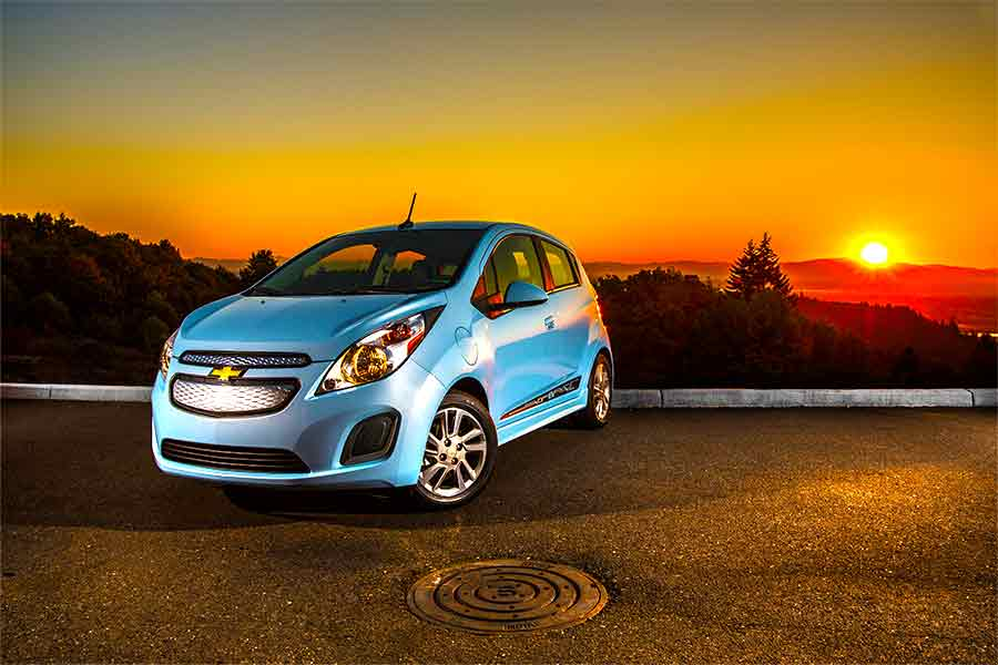 Vehicles - Simotas Car Rental Kefalonia - chevrolet spark-1000cc