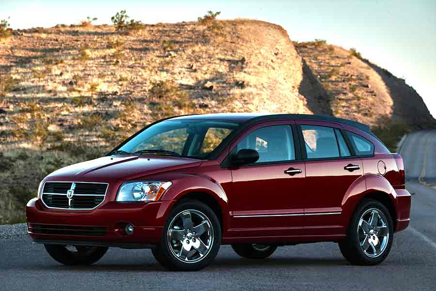 Dodge-Caliber-red