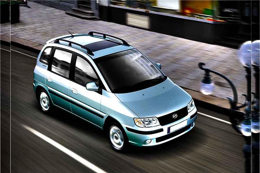 Hyundai-Matrix-Automatic