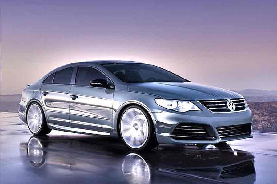 Volkswagen-Passat-Automatic