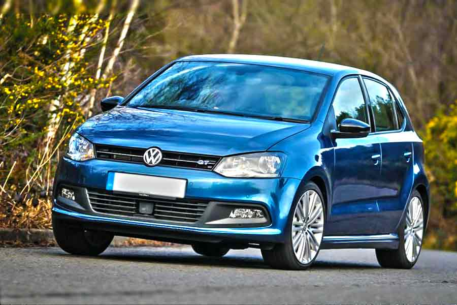 Volkswagen-Polo-TSI-white